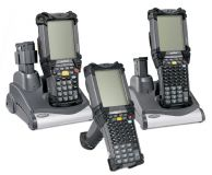 Zebra (Motorola) MC9090-G - Handheld Mobile Computer, RFID, 802.11 a/b/g, 1D Scanner, 53 Tasten, Color, 64/128MB, WM 6.1, Bluetooth, DRM Gen 2 only, ETSI 302-208