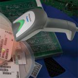 Datalogic Gryphon GD4110 - Handscanner, EAS, RS232/IBM46xx POS-Schnittstelle, weiß, kabelgebunden