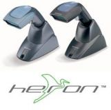 Datalogic Heron D130 WEDGE KIT - inkl. PS/2 Kabel **schwarz** CCD-GUN Multiinterface für RS232/Wedge/USB/Pen