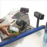 Honeywell MS3780 Fusion - Omnidirektionaler Handscanner, PS2, schwarz