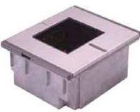 Honeywell MS-7625 Horizon - RS232 inkl. Kabel und Netzteil, Everscan Glas, weiß, Metallabdeckung Omnidirektionaler Einbau-Barcode-Laserscanner Nachfolger vom MS-860i
