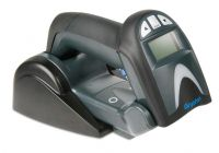 Datalogic Gryphon M4100 - Imager-Funkscanner, schwarz, mit Display, 433 MHZ, Multi-Interface