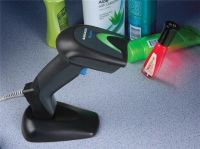 Datalogic Gryphon GD4430 - KIT inkl. 2D-Scanner und All-in-one Permanent Base, USB/RS232/KBW/WE Multi-Interface, schwarz