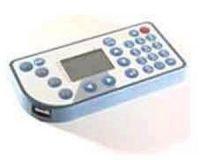 ART development ART Timeboy II mit Laser-Barcodescanner und Funk *** Einzeldockingstation, Akkusatz extra bestellen ***