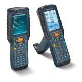 Datalogic Kyman-G 701-902 - WM 6.0 Pistol Grip Mobile Computer, MiniLaser, Green Spot, numerischeTastatur, 802.11b/g CCX V4, Bluetooth, 128MB RAM/128MB Flash