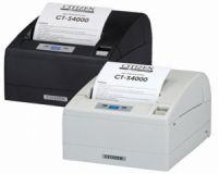 Citizen CT-S4000 - Bondrucker, RS232/USB, schwarz, mit Cutter, mit Netzteil, inkl. Anschlußkabel USB