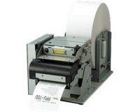 Citizen PPU-700/PHU-331S - Einbau-Kiosk-Drucker, Centronics, inkl. Papierrollenhalter, Rollenzuführung seitlich, mit Cutter