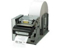 Citizen PPU-700/PHU-331S - Einbau-Kiosk-Drucker, RS232, inkl. Papierrollenhalter, Rollenzuführung seitlich, mit Cutter