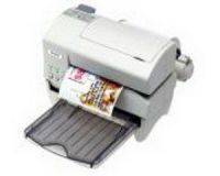 Epson TM-C100-021 - Tintenstrahldrucker für Bonrollen, USB, weiß, inkl. Netzteil und Anschlußkabel Kaltgerätekabel extra bestellen