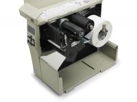 Zebra 105SLPlus - Etikettendrucker mit Cutter, 203dpi, Thermodirekt u. Thermotransfer, Seriell u. Parallel, USB, Ethernet