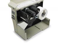 Zebra 105SLPlus - Etikettendrucker mit Cutter, 203dpi, Thermodirekt u. Thermotransfer, Seriell u. Parallel, USB, Ethernet, 64MB Flash