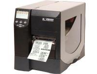 Zebra ZM400 - Etikettendrucker mit peel-off, Trägerfolien-Aufwicklung, TT, EPL, 203dpi