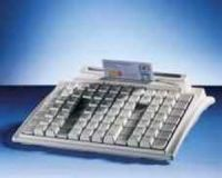Preh MC-84W/X mit MKL Spur 1-3 und 84 x 1ner Tastenkappen - inkl. PS2 Anschlusskabel