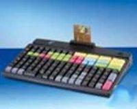 Preh MCI 128 mit 1x1 bestückt inkl. PS2/USB Anschlusskabel **schwarz** ohne Servicebuchse