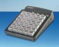Preh MCI 30 bestückt mit 1er - Tasten inkl. MKL Spur 1,2,3, Anschlußkabel USB, Adapter PS2 wird mitgeliefert ***schwarz***