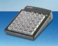 Preh MCI 30 bestückt mit 1er - Tasten Anschlußkabel USB, Adapter PS2 wird mitgeliefert **schwarz**