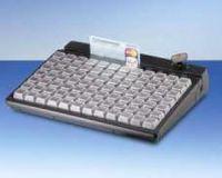 Preh MCI 84 mit 1x1 bestückt inkl. PS2 Anschlusskabel, Magnetkartenlerser Spur 1,2,3 und Schloss **weiss**