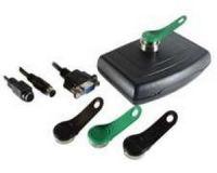 ART development Kellnerschloss Kellox / TMR900 **schwarz** Anschluss über Tastatur oder RS232
