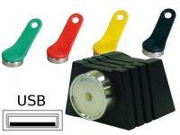 ART development Kellnerschloss Kelloxx TMR901, Anschluss USB HID/COM, **schwarz**