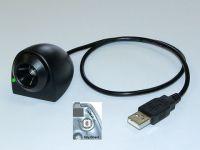 Addimat Stift-Kellnerschloss Bluetooth, USB Stromversorgung, schwarz, Kabel 1,4m
