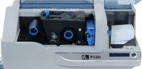 Zebra P330i - Kartendrucker, Farbe, USB, inkl. Dual Co Mag Encoder (beschriftet HICO u. LOCO-Karten)