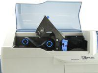 Zebra P430i - Kartendrucker mit Dual Co Mag Encoder (beschriftet HICO- und LOCO-Karten), USB