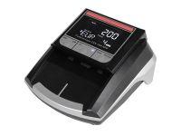 CashConcepts CCE 1800 NEO - Echtheitsprüfer, 7-fache Prüfung, LCD Display, inkl. Netzteil, schwarz Nachfolger von CCE 112 Neo