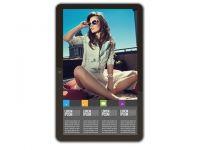 AOpen eTile 22, Landschaft oder Portrait, Präsentationssystem Touch ohne Software mit Intel i3, SSD und IP65 Front PC: Intel i3-5010U, 64GB SSD, 4GB RAM, WLAN WT22M-FW