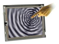 ART development OFT-1900B-R - 48,26cm (19) Open Frame TFT (Einbau-/Industriemonitor) mit Resitivem Touch, Frontblende, RS232 UND USB Interface, VGA und DVI Eingang *** Preise stückzahlabhängig!!! Bitte extra anfragen. ***