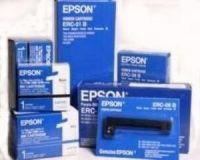 Epson Original-Farbband EPSON ERC38, schwarz/rot z. B. für TM-U200, 300, 375