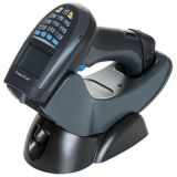 Datalogic BC-9030 - Präsentations-Basisstation für PowerScan PM9500, Multi-Interface, dunkel