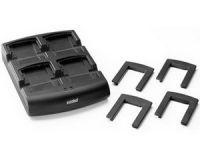 Zebra (Motorola) 4 Slot battery charger, MC50, MC70, MC3000, MC75 *** Netzteil, netzkabel extra bestellen ***