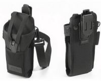 Zebra (Motorola) Fabric Holster secures to a belt and includes shoulder strap für MC3000