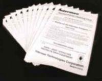 Intermec Cleaning Card, 4 inch (Box of 25) für PD41, PC4 und Easycoder PFx/PMx, PX4i und PX6i