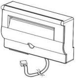 Citizen Autocutter für Citizen Etikettendrucker CLP 7201e und CLP 7401, weiß
