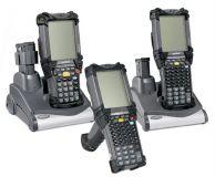 Zebra (Motorola) MC9090, 1D, WLAN, Bluetooth Gun, 28 key A, 802.11a / g, colour Touchdisplay, 64 MB RAM / 64 MB ROM, WinCE 5.0, 1224 Standard Range Scan Engine, IP64