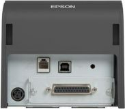 Epson TM-T70II, USB, Ethernet, dunkelgrau