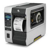 Zebra ZT610, 12 Punkte/mm (300dpi), Peeler, Rewind, Disp., ZPL, ZPLII, USB, RS232, BT, Ethernet