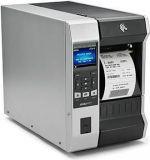 Zebra ZT610, 24 Punkte/mm (600dpi), Disp., ZPL, ZPLII, USB, RS232, BT, Ethernet