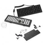 Zebra Tastatur Schutzgitter