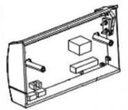 Zebra - Satz zueinandergehöriger Teile (Kit, Set) - Maint PCB Cover Cutter Z4M+